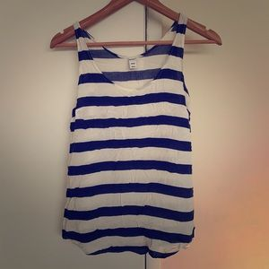 Old Navy striped tank